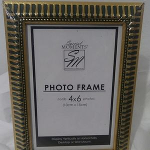 🔥Sale🔥Special moments photo frame/glass pane 4x6